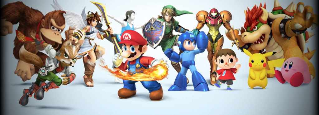 personnages-smash-bros