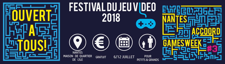 Nantes Accoord Games Week