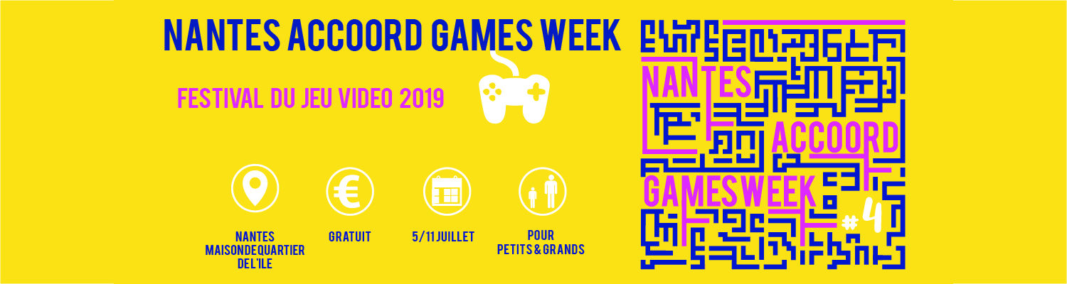 Nantes Accoord Games Week